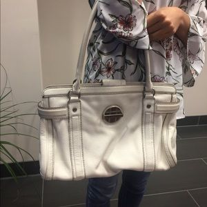 Michael Kors Vintage satchel with FREE wallet